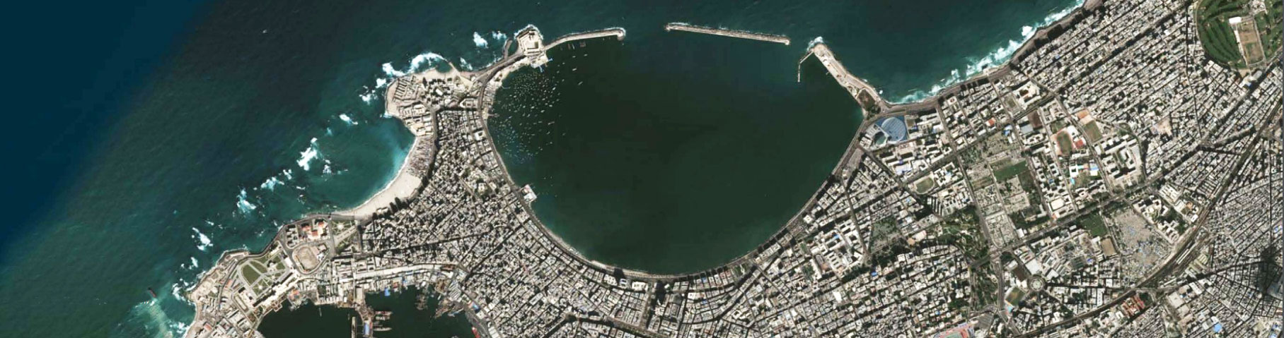 ALEXANDRIA, THE LARGEST PORT OF ALL | Roman ports