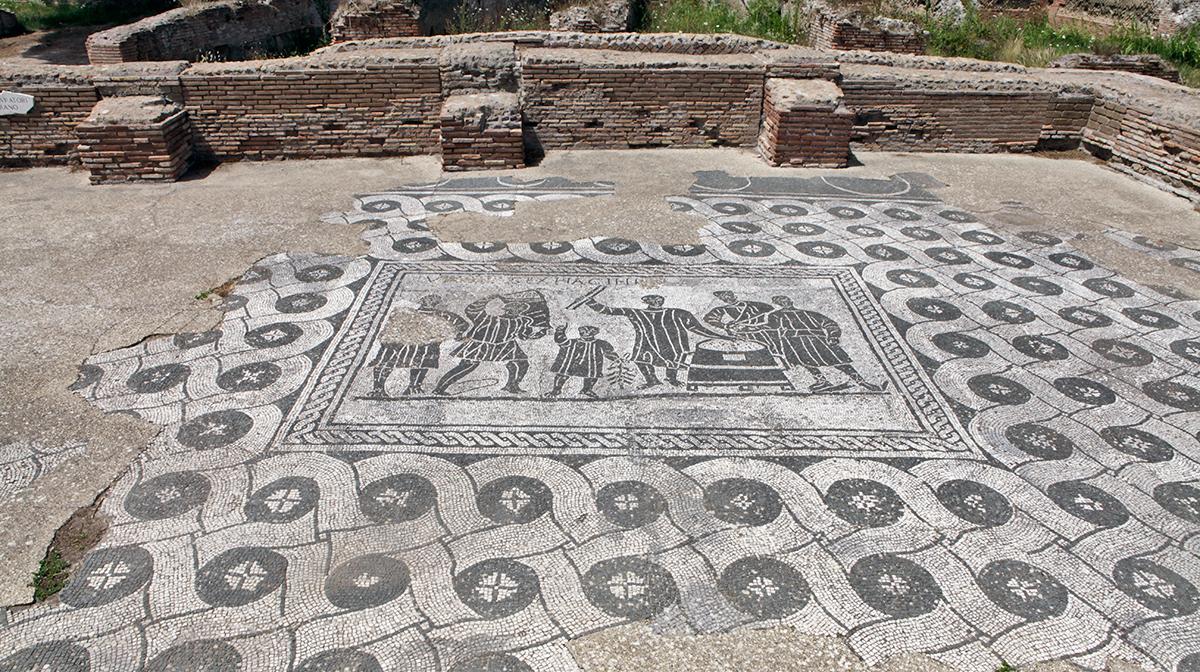 Alla Fine Si Tratta Di Personeinglese Roman Ports