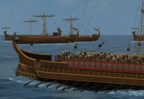 Republican Fleet Anatomy (Roman Navy)